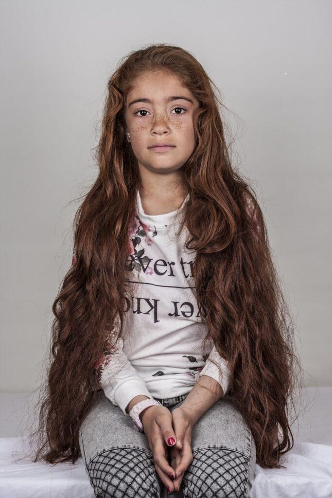 Hala 10 jaar uit Syrië, woont 1 jaar in Nederland