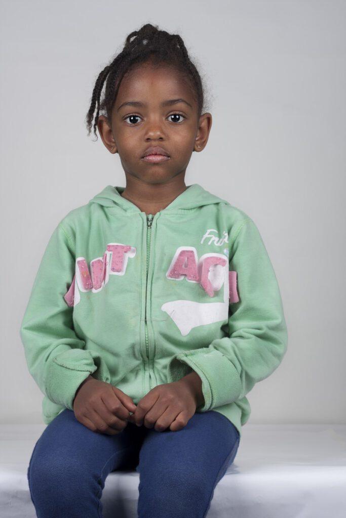Melak 3 jaar uit Soedan, 5 maanden in Nederland